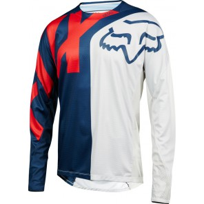 FOX DEMO JUNIOR LS JERSEY