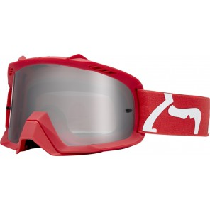 GOGLE FOX AIR SPACE RACE RED - SZYBA CLEAR