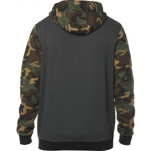 FOX DESTRAKT ZIP CAMO BLUZA