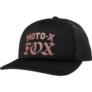 FOX LADY MOTO X BLACK CZAPKA