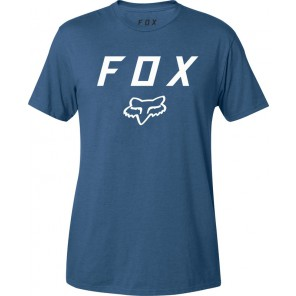 FOX LEGACY MOTH DUSTY BLUE T-SHIRT