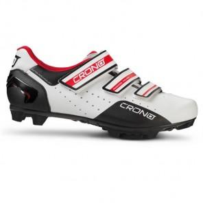 CRONO buty MTB SPIRIT białe