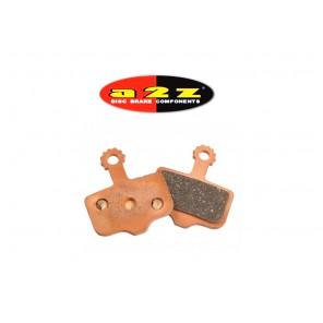 A2Z AZ-296S Avid Elixir Gold klocki hamulcowe