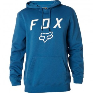 Bluza Fox Z Kapturem Legacy Moth Dusty Blue L