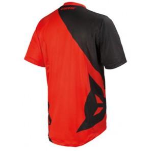 DAINESE BASANITE S/S - BLACK/RED