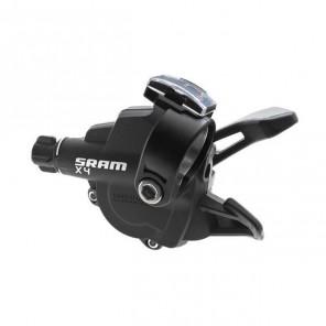 SRAM X4 Trigger 8s manetka tył