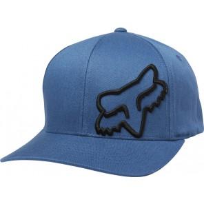 Czapka Z Daszkiem Fox Flex 45 Flexfit Dusty Blue L/xl  [c]