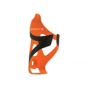 Koszyk na bidon BLACKBURN CAMBER karbonowy 30g czarno-pomarańczowy matowy