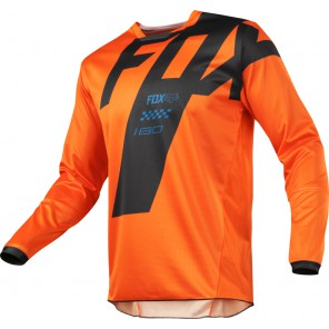 Bluza Fox Junior 180 Mastar Orange Ym