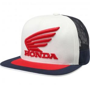 Czapka Z Daszkiem Fox Honda Snapback Navy/white Os