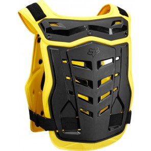 Buzer Fox Proframe Lc Black/yellow L/xl