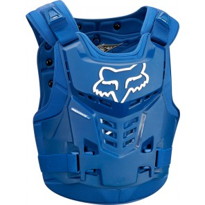 Buzer Fox Proframe Lc Blue L/xl