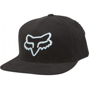Czapka Z Daszkiem Fox Instill Snapback Black/blue Os