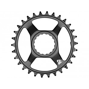 RACE FACE zębatka STEEL,CINCH,DM,28T,BLK,10-12S