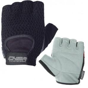 CHIBA rękawiczki ATHLETIC PRO L czarne  [c]