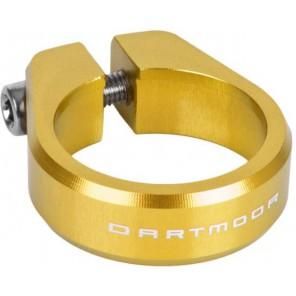 Dartmoor Obejma podsiodłowa Ring śred. 31,8mm, złota anodowana