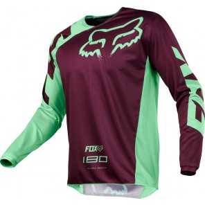 Bluza Fox 180 Race Green Xl