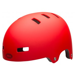 Bell 2018 Division kask matte red roz. S