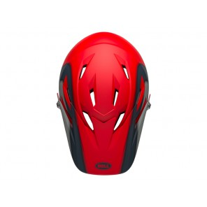 BELL SANCTION presences matte crimson slate gray kask