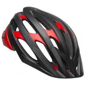 BELL CATALYST INTEGRATED MIPS electric matte crimson black kask