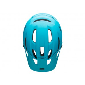 BELL 4FORTY INTEGRATED MIPS rush matte gloss blue black kask
