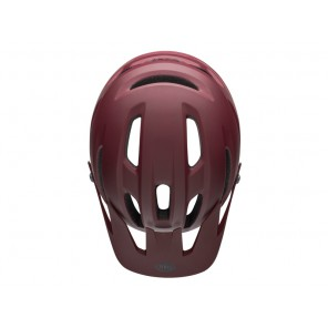 BELL 4FORTY INTEGRATED MIPS virago matte gloss maroon slate sand kask