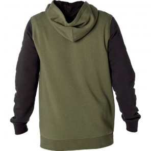 Bluza Fox Z Kapturem Listless Fatigue Green M