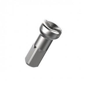 Nakrętka szprychy NA-PB14 PILLAR 12 mm srebny