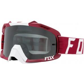 Gogle Fox Air Defence Preest Dark Red - Szyba Grey
