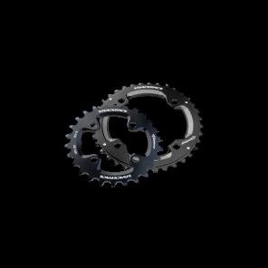 RACE FACE zębatka TURBINE,11SPD,104X38,BLACK