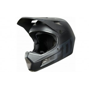 FOX 2017 Rampage Comp Black M kask