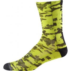 Skarpety Fox 8 Creo Trail Flo Yellow L/xl