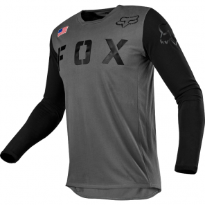 Bluza Fox Junior 180 San Diego Se Grey/black Ys