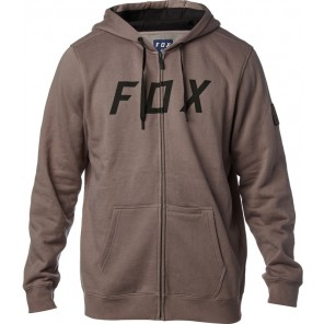 Bluza Fox Z Kapturem Na Zamek District 2 Grey L