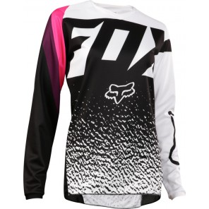 Bluza Fox Junior Lady 180 Black/pink Ym