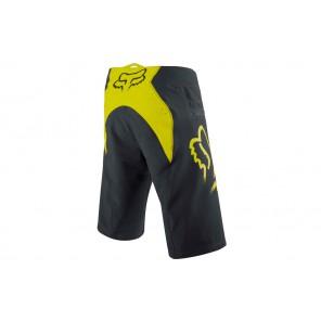 Fox Flexair MOTH black/yellow 32 shorts #promo