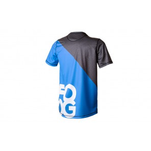 "FOOG T-Shirt ""Tea Party"" Blue L #promo"