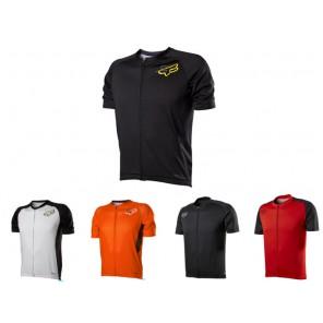 Fox 2016 Aircool Zip koszulka