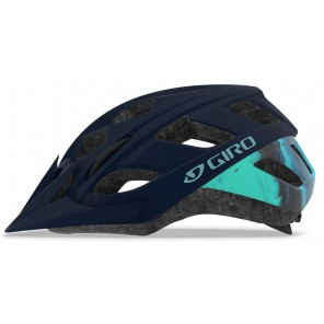 GIRO HEX matte midnight blue marbel kask