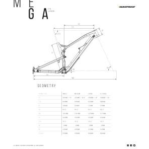Nukeproof MEGA 275C FACTORY rower (PREORDER -20%)