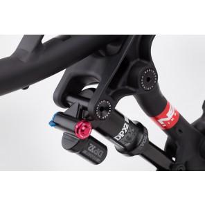 NS Bikes Rama Snabb Plus 130 (+ Fox Performance Elite DPX2 Trunion Mount)