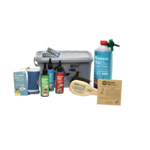 Green Oil Eco Rider Deluxe Set zestaw