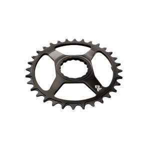 RACE FACE zębatka STEEL,CINCH,DM,30T,BLK,10-12S