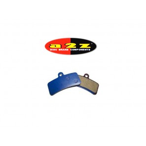 A2Z AZ-640 Shimano Saint 2009 Blue klocki hamulcowe