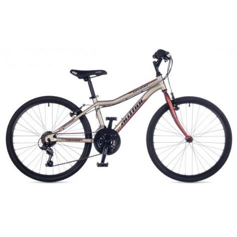 """ULTIMA 24 12,5"""" beżowo/brązowy rower AUTHOR"""