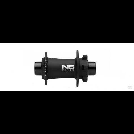 Piasta przednia NS BIKES Rotary Boost 110x20mm 32h czarny