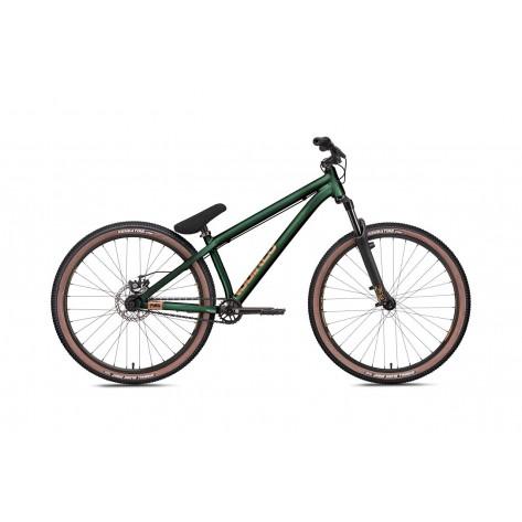 "NS Bikes Rower Movement 3 26"" green 2021"