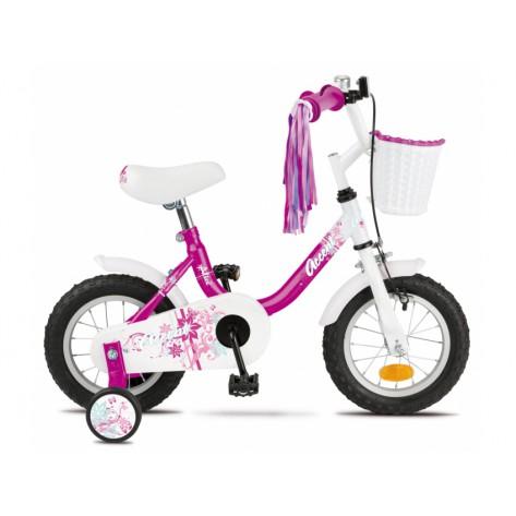 Accent Alice 12 rower dyiecicz-różowy