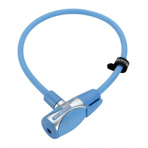 Kryptonite KryptoFlex Key Cable Colored 12mm/65cm