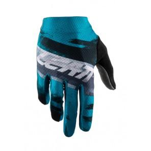 Leatt Rękawice Dbx 1.0 Gripr Ink Kolor Niebieski